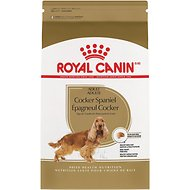 Royal Canin Cocker Spaniel Adult Dry Dog Food, 25-lb bag