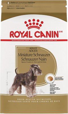 9. Royal Canin Miniature Schnauzer