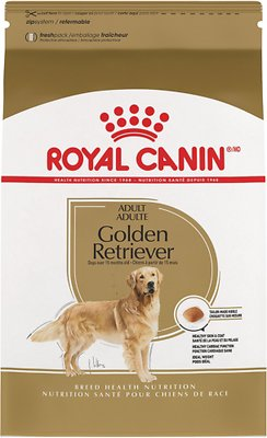 3. Royal Canin Golden Retriever Adult Dry Dog Food