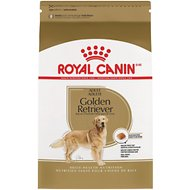 Royal Canin Golden Retriever Adult Dry Dog Food, 30-lb bag