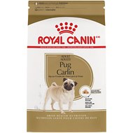 Royal Canin Pug Adult Dry Dog Food, 10-lb bag