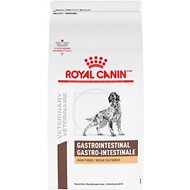 Royal Canin Veterinary Diet Gastrointestinal Fiber Response Dry Dog Food, 17.6-lb bag