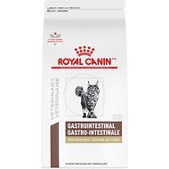 Royal Canin Veterinary Diet Gastrointestinal Fiber Response Dry Cat Food, 8.8-lb bag