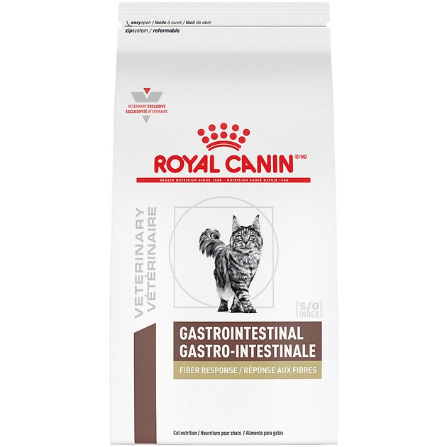 Royal canin veterinary diet gastrointestinal fiber - Royal canin fibre response chat ...