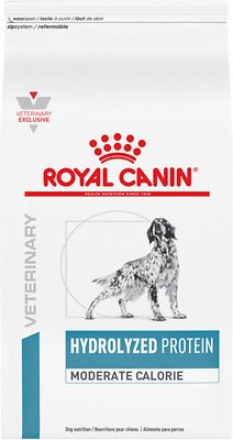 Royal Canin Veterinary Diet Hydrolyzed Protein Moderate Calorie Dry Dog Food