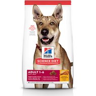 Hill's Science Diet Adult Chicken & Barley Recipe Dry Dog Food, 5-lb bag