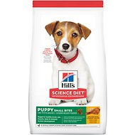 Hill's Science Diet Puppy Healthy Development Small Bites Dry Dog Food, 15.5-lb bag
