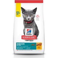 Hill's Science Diet Indoor Kitten Dry Cat Food, 3.5-lb bag