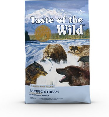 3. Taste of the Wild Grain Free High Protein Natural Dry Dog Food