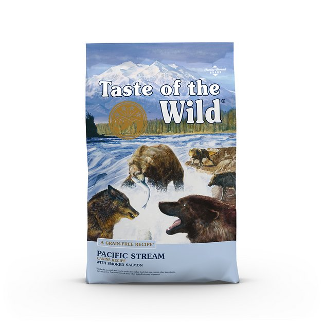 1. Taste of the Wild Pacific Stream