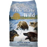 Taste of the Wild Pacific Stream Grain-Free Dry Dog Food, 30-lb bag