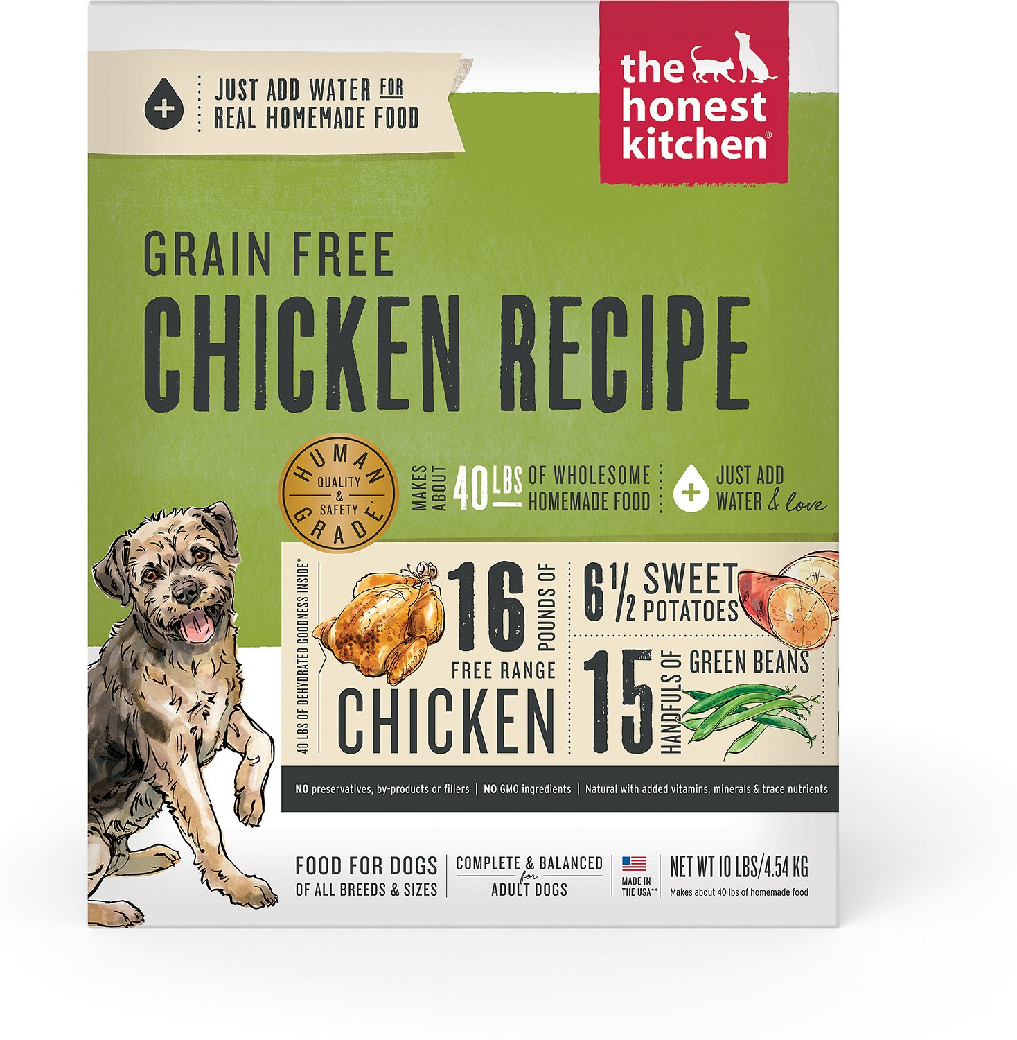 The Honest Kitchen — Food is the ultimate gesture of love. Make it count. We make the best pet foods from the best ingredients — that's part of our
