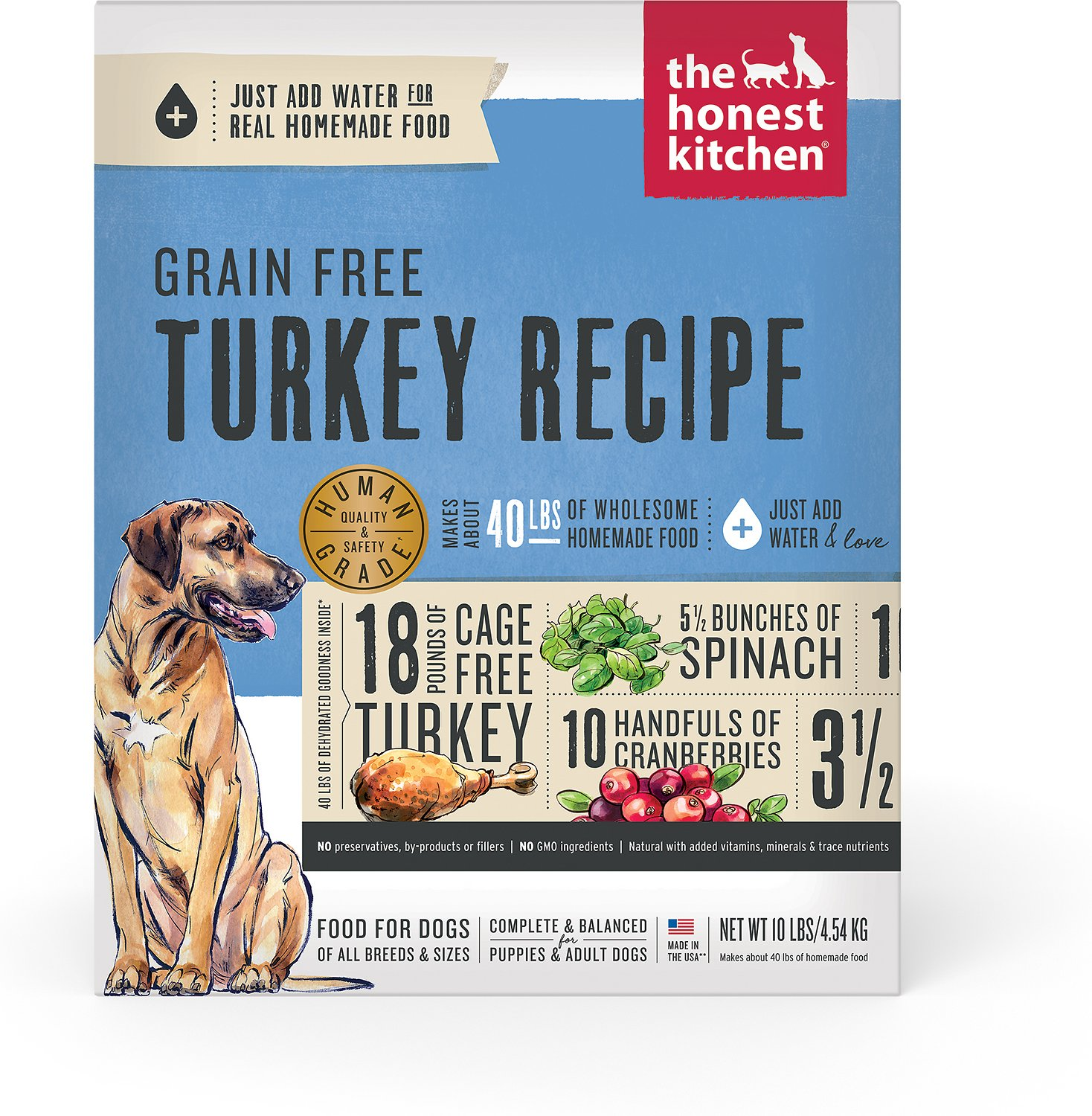 best dog food for puppy boxer