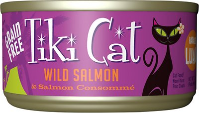 2. Tiki Cat Canned Food