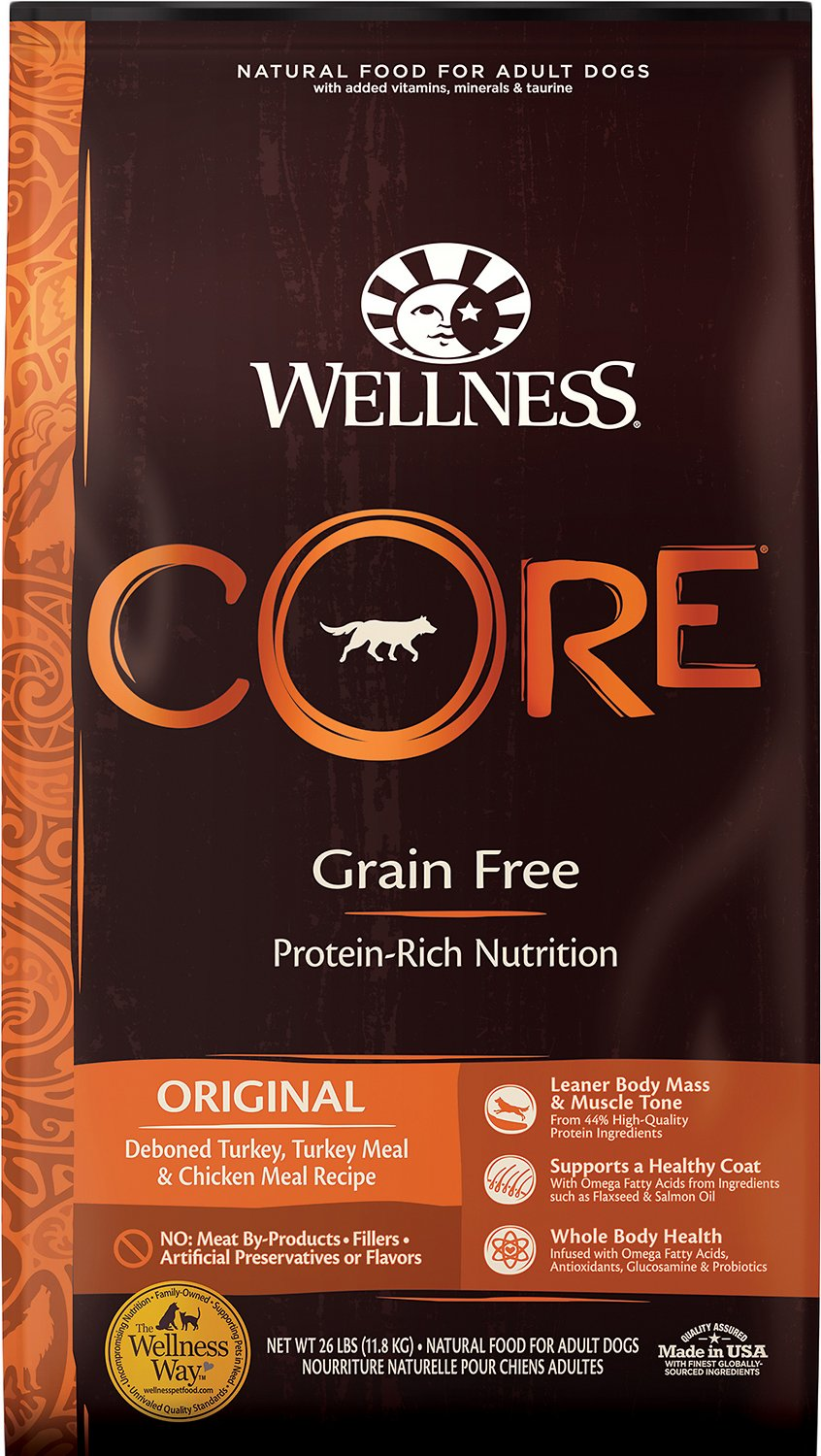 Core Wellness Dog Food Food
