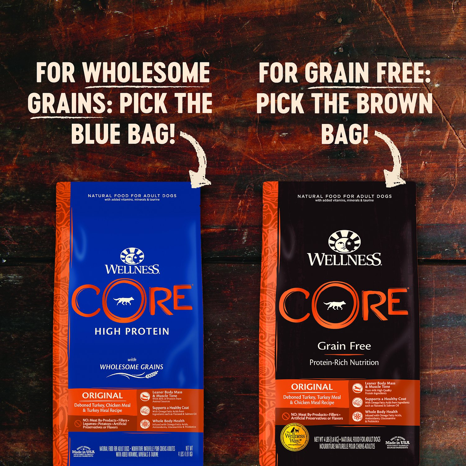 Wellness Core Grain Free Original Deboned Turkey Turkey