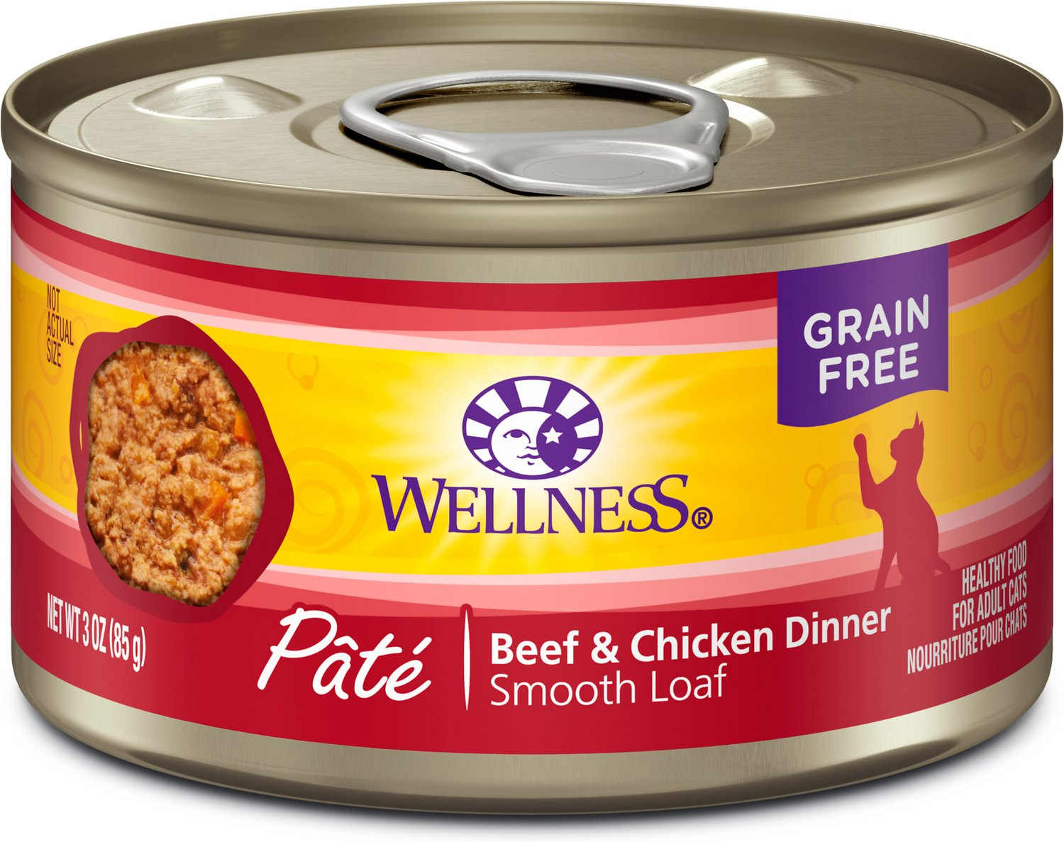 Wellness Complete Health Adult Beef Amp Chicken Formula