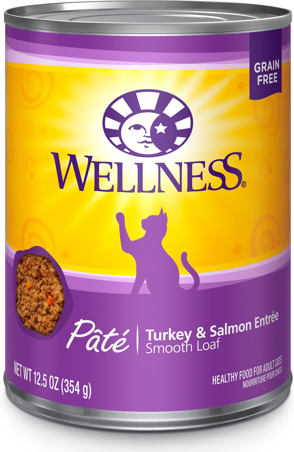 Wellness Complete Health Turkey Amp Salmon Formula Grain