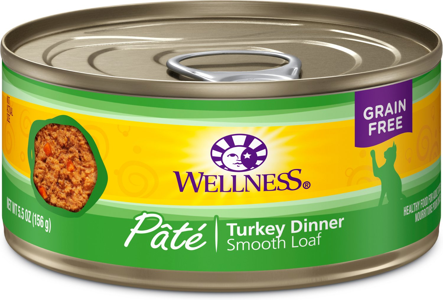 Wellness Complete Health Turkey Formula Grain Free Canned