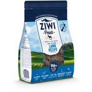 ZiwiPeak Air-Dried Lamb Dog Food, 2.2-lb bag