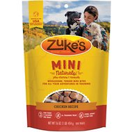 Zuke's Mini Naturals Chicken Recipe Dog Treats, 1-lb bag