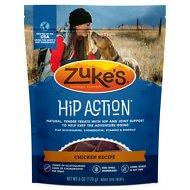 Zuke's Hip Action Chicken Recipe Dog Treats, 6-oz bag