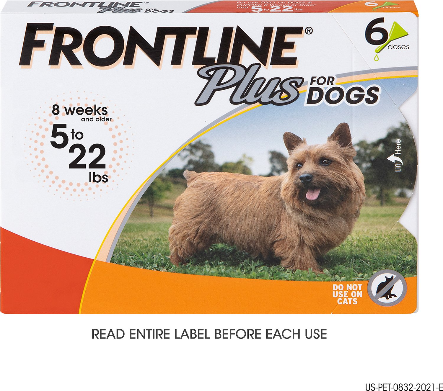 Best Price On Frontline Plus For Small Dogs