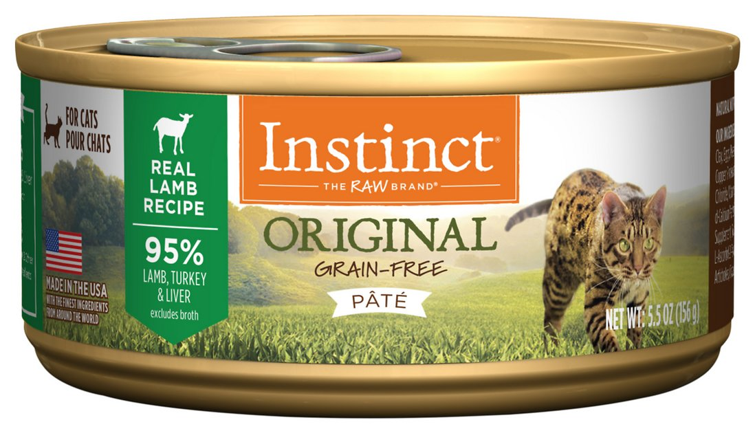 Nature S Variety Instinct Canned Cat Food