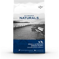 Diamond Naturals Small Breed Puppy Formula Dry Dog Food, 6-lb bag