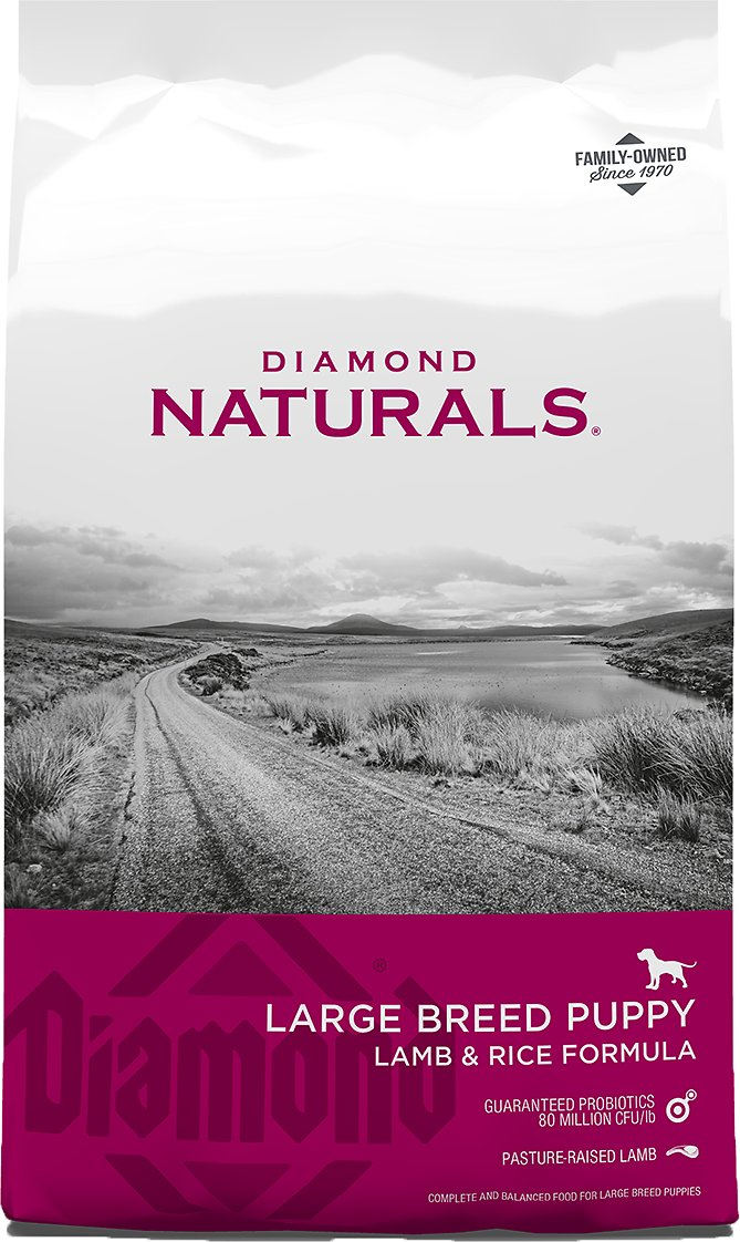 Diamond Naturals Large Breed Dog Food Reviews