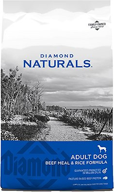 Diamond Naturals Adult Real Meat Recipe