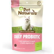 Pet Naturals of Vermont Daily Probiotic Cat Chews, 1.27-oz bag, 30 count