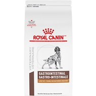 Royal Canin Veterinary Diet Gastrointestinal Low Fat Dry Dog Food, 17.6-lb bag