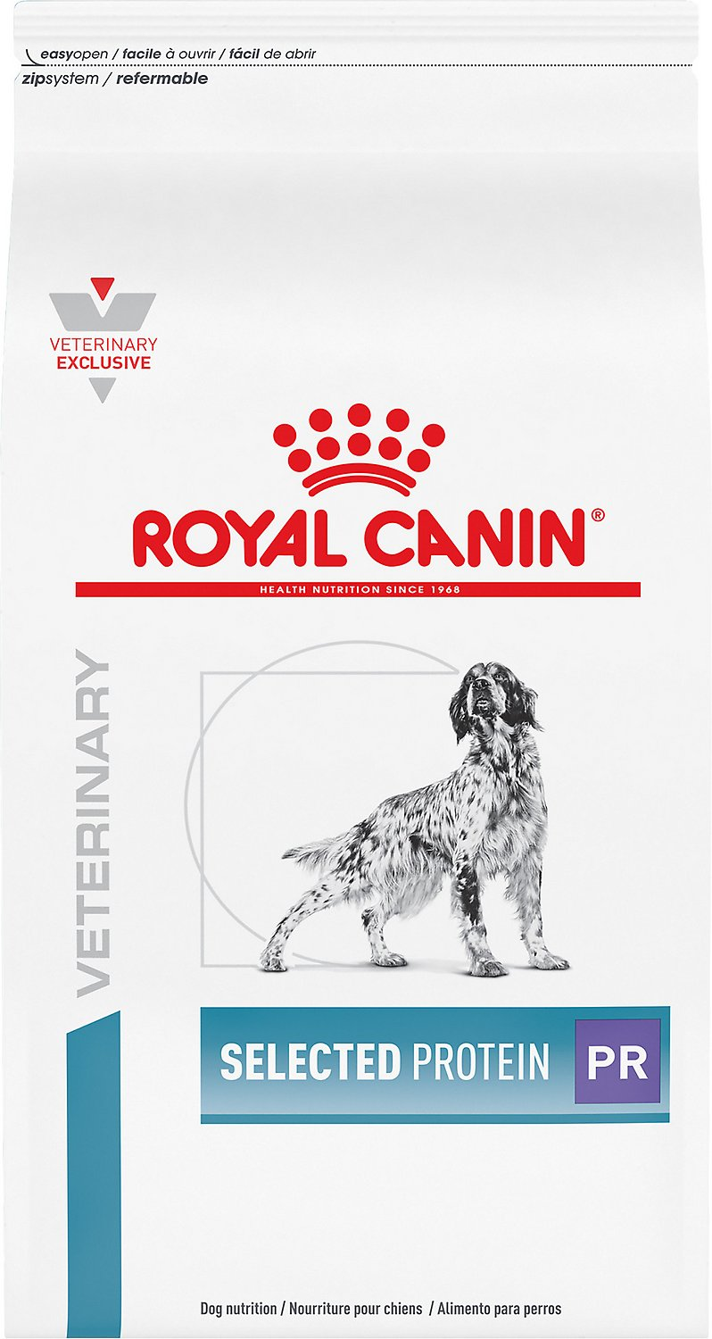 Royal Canin Veterinary Diet Selected Protein Adult PR Dry Dog Food