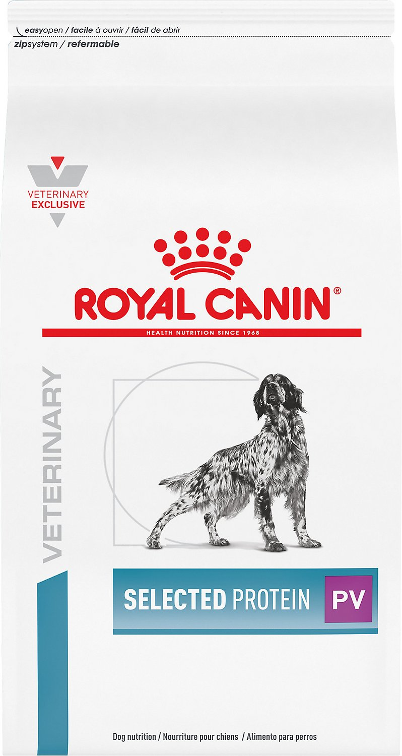 Royal Canin Veterinary Diet Canine Hypo Selected Protein Potato &  Venison