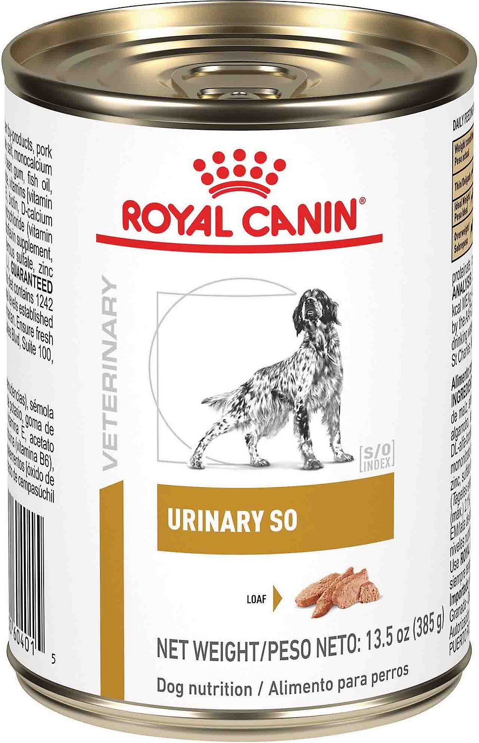 Royal Canin Veterinary Diet Urinary So Canned Dog Food Chewy Free Shipping