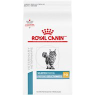 Royal Canin Veterinary Diet Selected Protein Adult PD Dry Cat Food, 17.6-lb bag