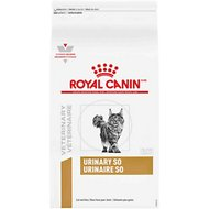 Royal Canin Veterinary Diet Urinary SO Dry Cat Food, 7.7-lb bag