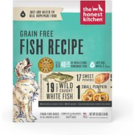 The Honest Kitchen Grain-Free Fish Recipe Dehydrated Dog Food, 10-lb box