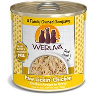Weruva Paw Lickin' Chicken in Gravy Grain-Free Canned Cat Food