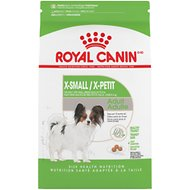 Royal Canin X-Small Adult Dry Dog Food, 14-lb bag