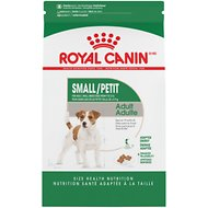 Royal Canin Size Health Nutrition Small Adult Formula Dog Dry Food, 2.5-lb bag