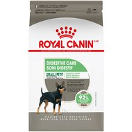Royal Canin Small Digestive Care Dry Dog Food, 17-lb bag