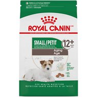 Royal Canin Size Health Nutrition Small Aging +12 Dry Dog Food, 2.5-lb bag