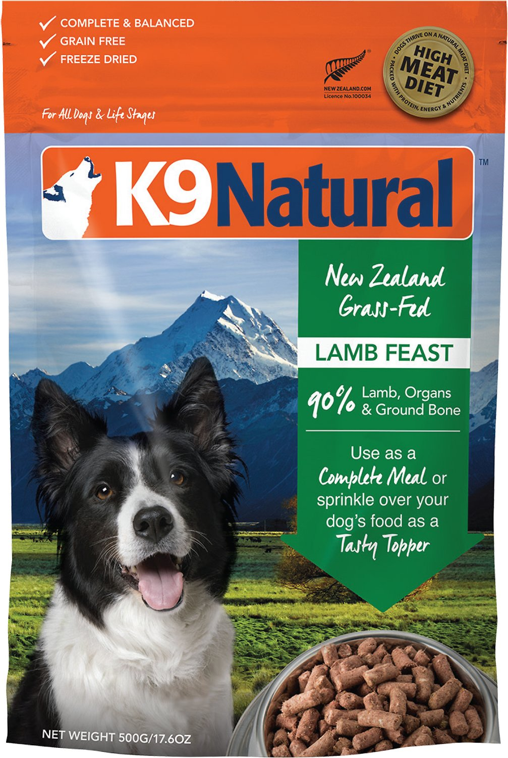 Wolfking Dog Food Reviews