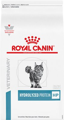 3. Royal Canin Veterinary Diet Hydrolyzed Protein HP Dry Cat Food