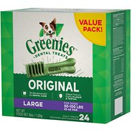 Greenies Large Dental Dog Treats, 24 count