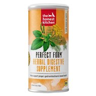 The Honest Kitchen Perfect Form Herbal Digestive Dog & Cat Supplement, 5.5-oz jar