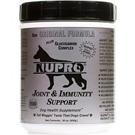 Nupro All Natural Joint & Immunity Support Dog Supplement, 30-oz canister, 30 scoops