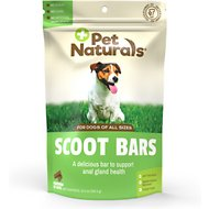 Pet Naturals Dog Scoot Bars Dog Chews